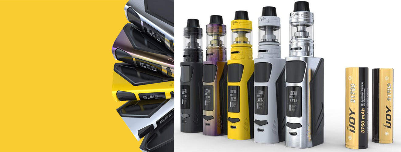 IJOY ELITE PS2170 Starter Kit | blueVape