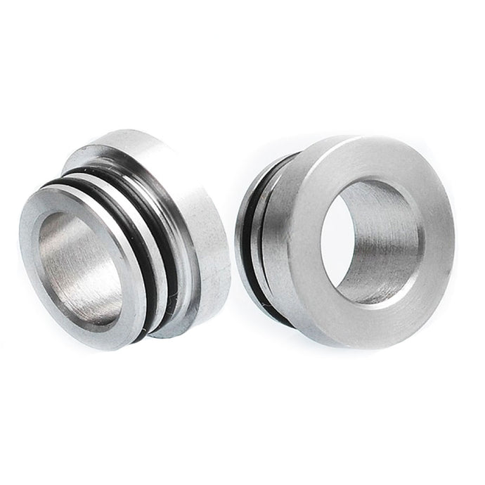 Stainless Steel 810 to 510 Vape Tank Drip Tip Adapter