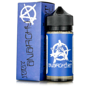Anarchist E-Liquid - Blue