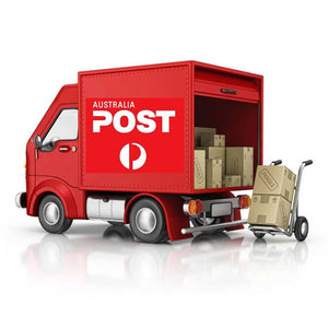 Bluevape uses Australia post for parcel deliveries