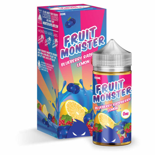 Fruit Monster Blueberry Raspberry Lemon Vape Juice