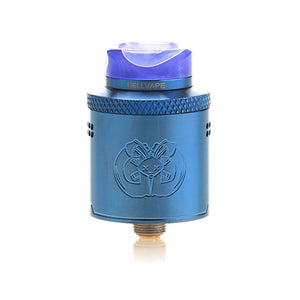 Drop Dead RDA by HellVape in blue