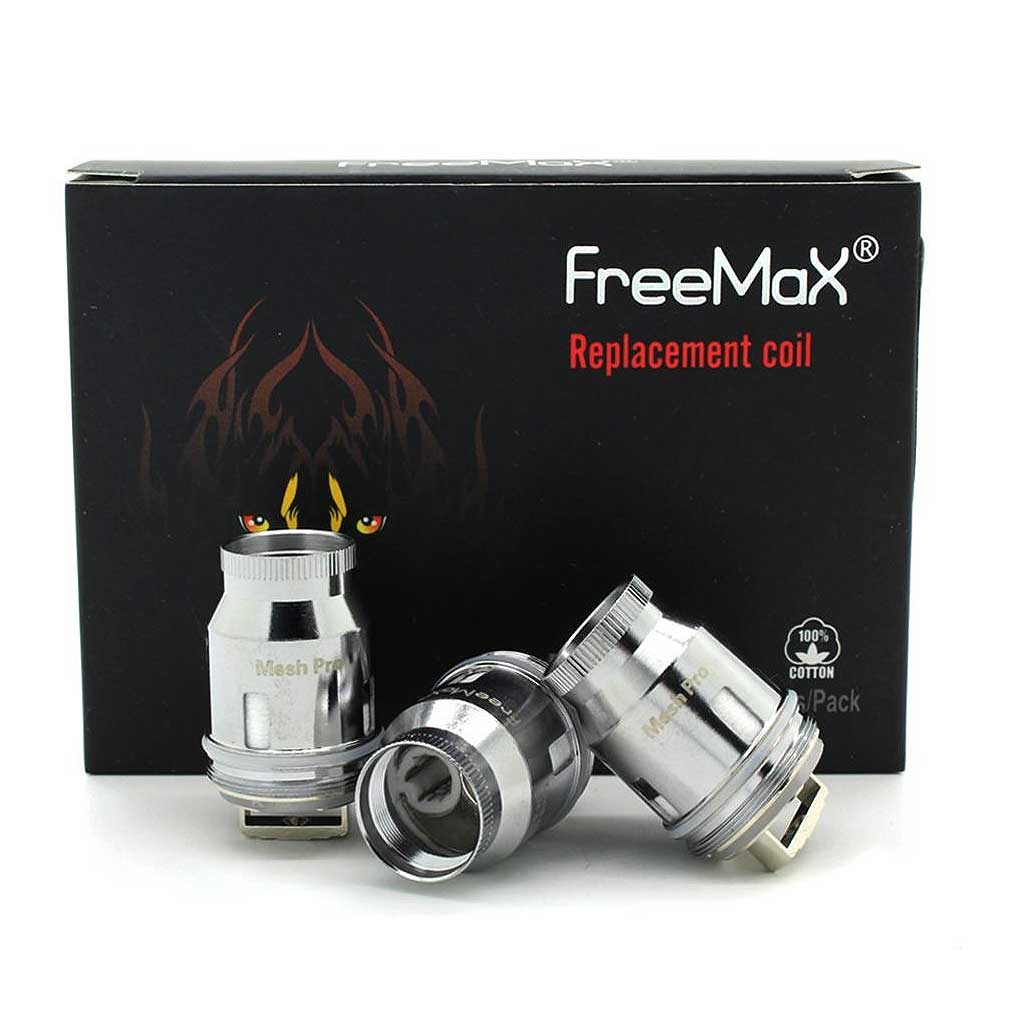 Freemax Mesh Pro Coils Heads