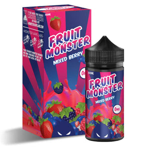 Fruit Monster Mixed Berry Vape Juice