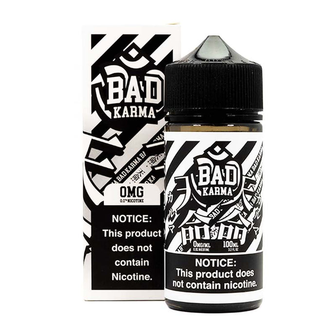 Karma Vape Bad Karma - Mango, Raspberry, Cream