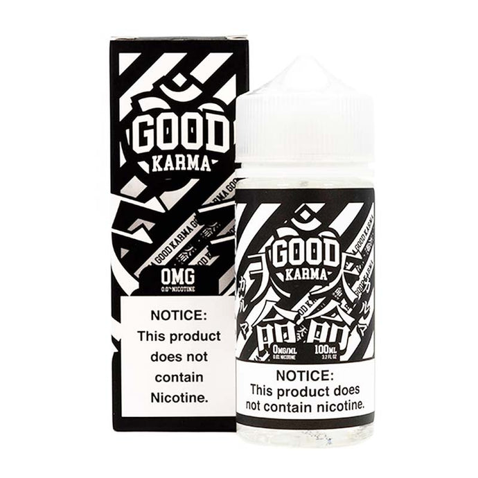 Karma Vape Good Karma - Peach, Strawberry, Cream