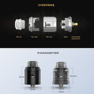 Drop Solo RDA by Digiflavor