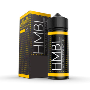 HMBL- Mango Pineapple 120ml