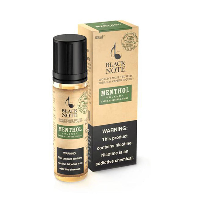 Black Note - Menthol Blend Tobacco