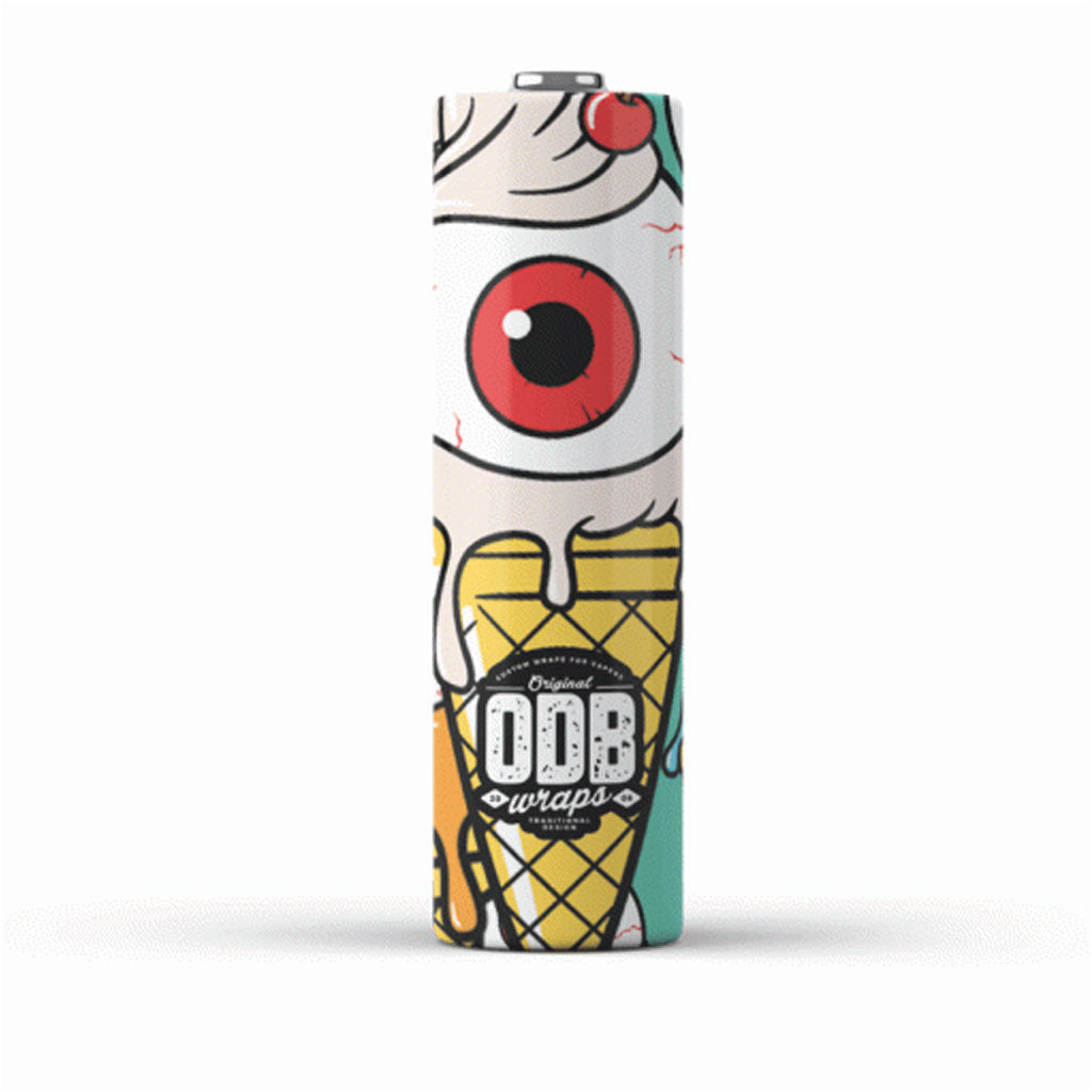 ODB Battery Wrap Eye Scream