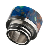810 Resin & Stainless Drip Tip