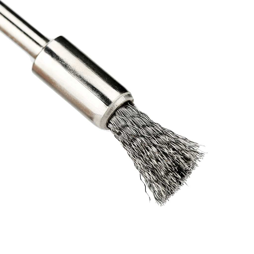 Stainless Cleaning Brush for Prebuilt Coil