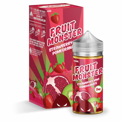 Fruit Monster Strawberry Kiwi Pomegranate Vape Juice
