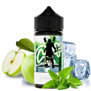 Sugoi Vapor Gi - Green Apple, Menthol