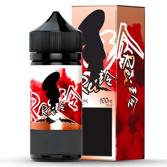 Sugoi Vapor Rei - Papaya, Passion fruit, and Mango.