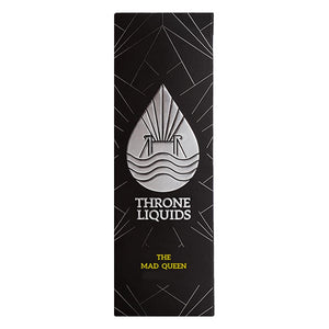 Throne - Shisha Apple - The Mad Queen