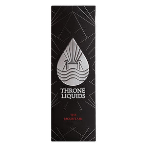 Throne - Orange & Vanilla - The Mountain