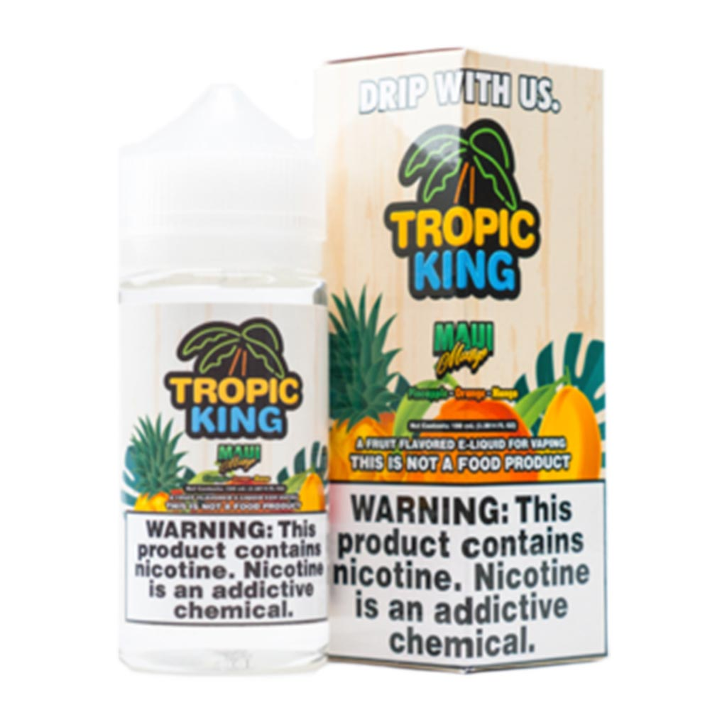 Tropic King - Maui Mango 100ml e-liquid