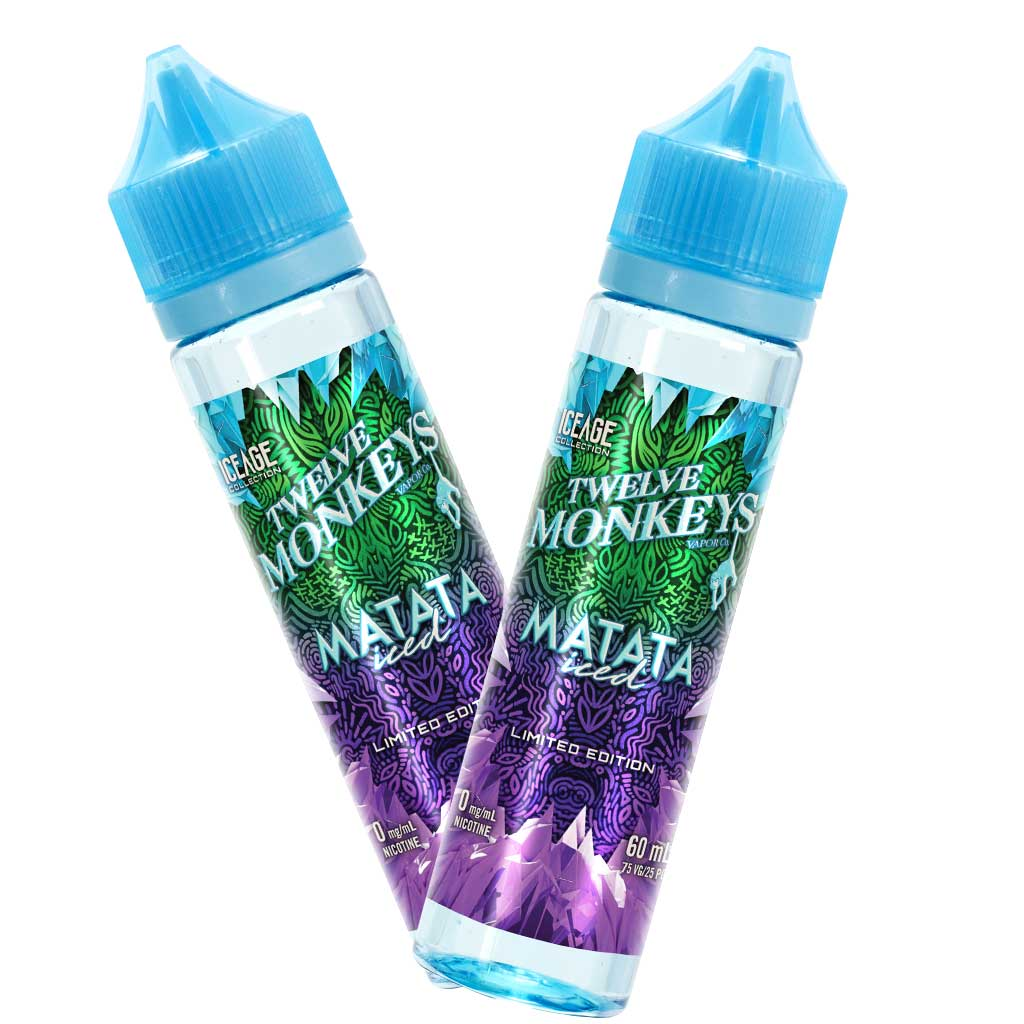 12 Monkeys Vapor Co. Matata ICE