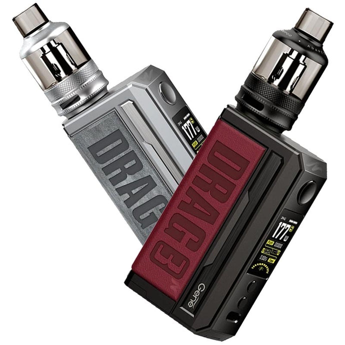 Voopoo Drag 3 177W Mod Kit with TPP Tank
