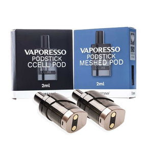 Vaporesso PodStick Pod Cartridge 2ml(2pcs/pack)