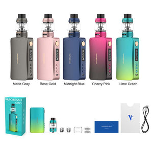 Vaporesso GEN S Kit with NRG-S Tank 220W