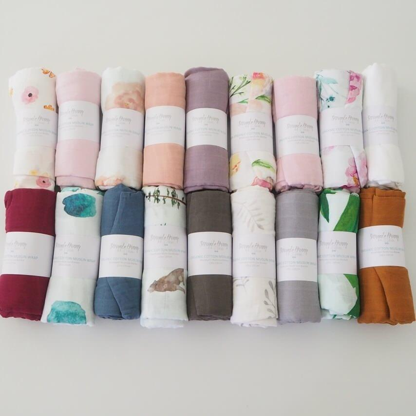 2 Pack Wrap Bundle - Little Cotton Cloud
