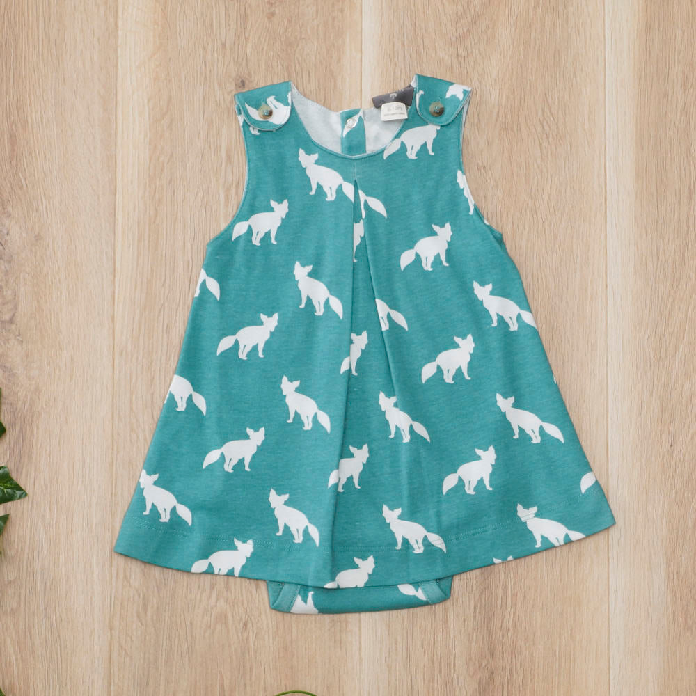Dress Bodysuit Fox - Little Cotton Cloud