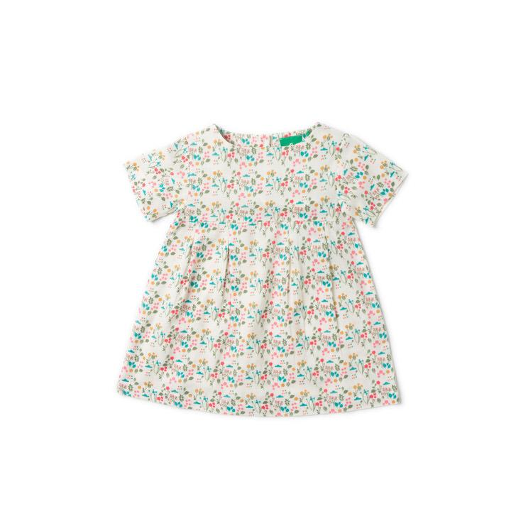 Botanical Summer Days Dress - Little Cotton Cloud