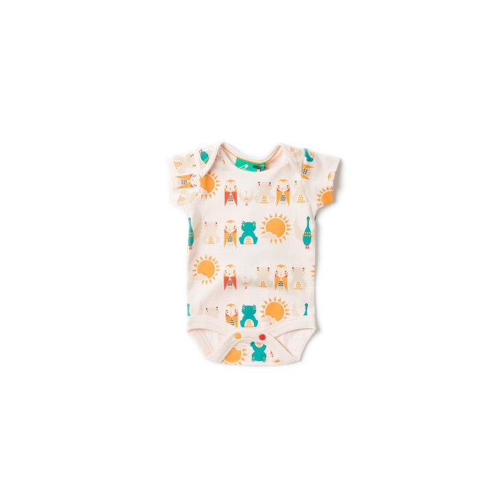 River Friends Baby Body - Little Cotton Cloud