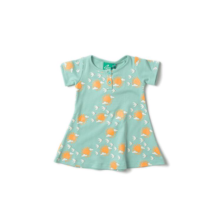 Into The Sun Playaway Dress - Little Cotton Cloud