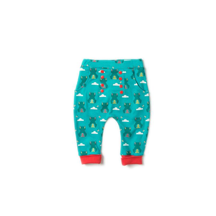 River Frog Joggers - Little Cotton Cloud