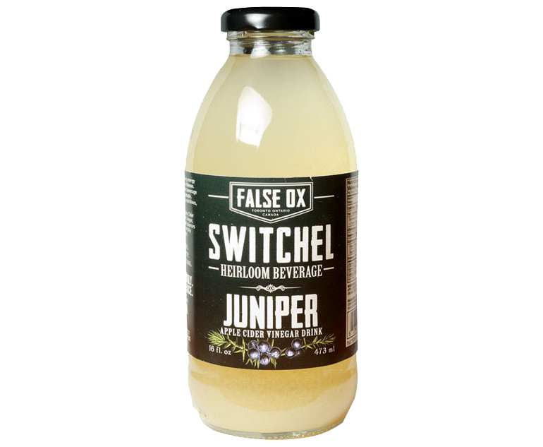 Juniper Switchel