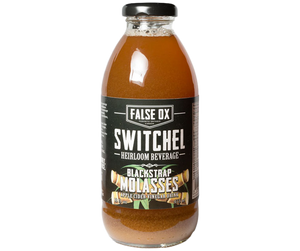 Blackstrap Molasses Switchel