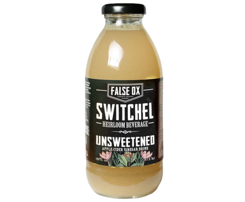 Unsweetened Switchel by False Ox