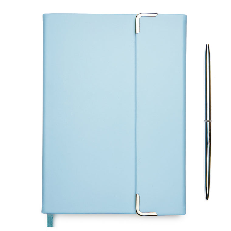 Minte Journal - light blue