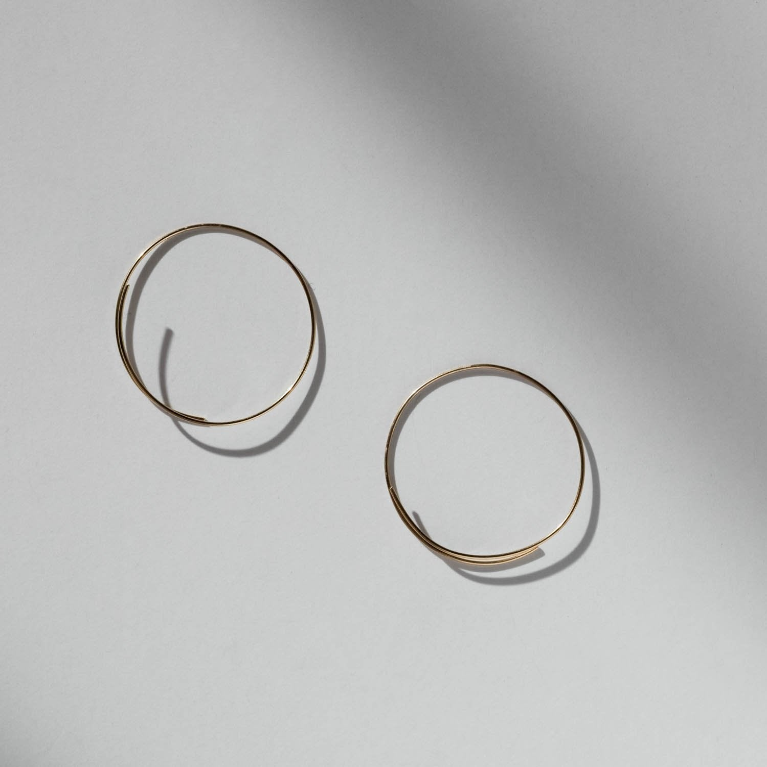 Whisper Hoop Earrings - 5