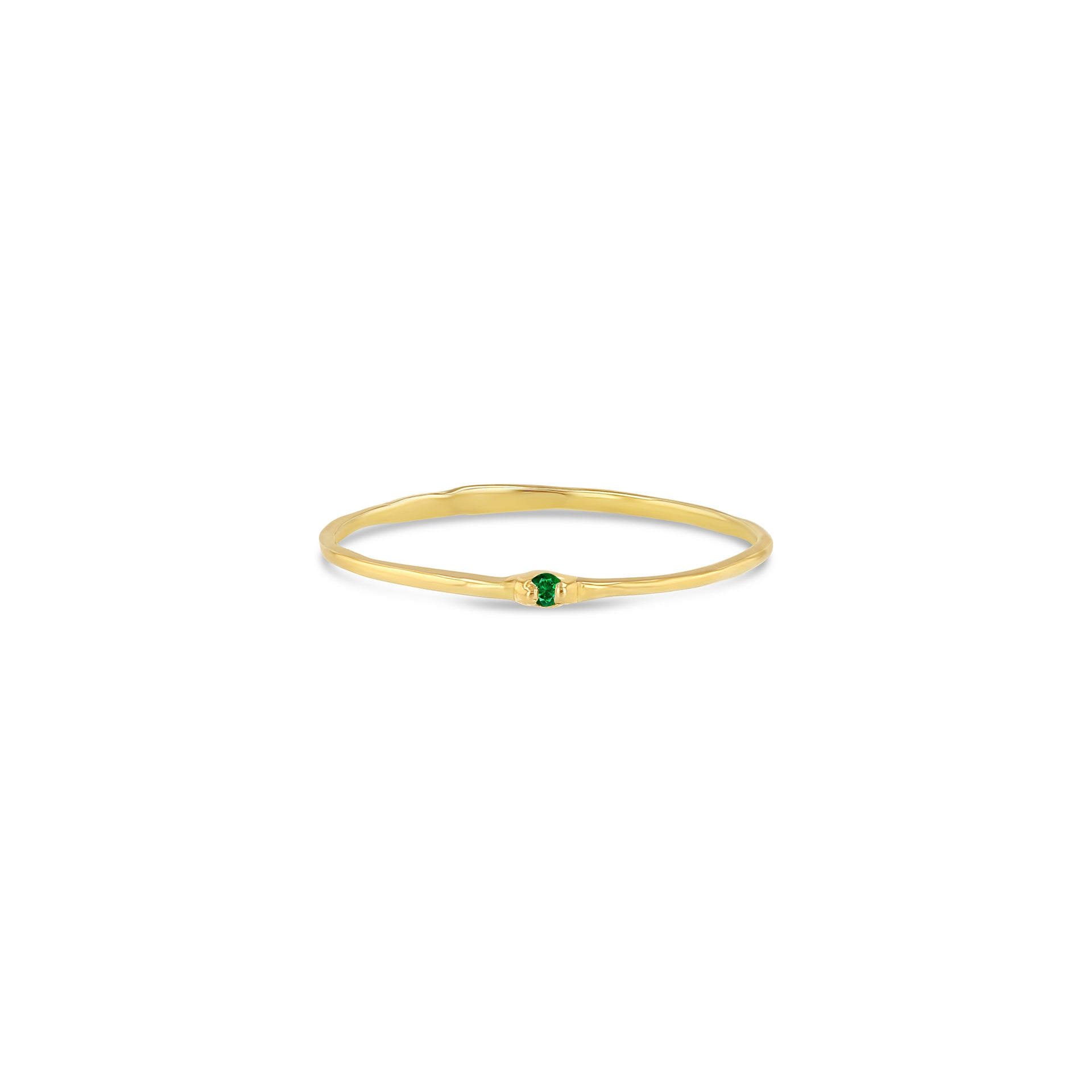 Emerald Whisper Ring - RTS