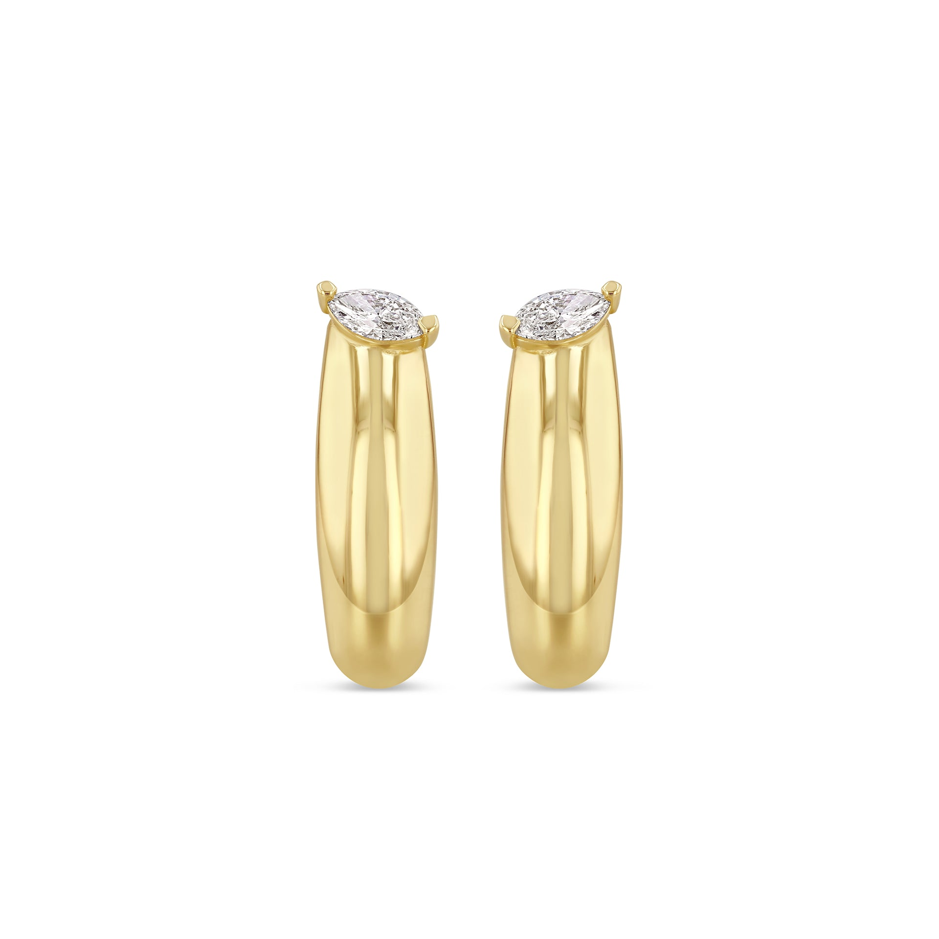 Marquise Demi Earrings