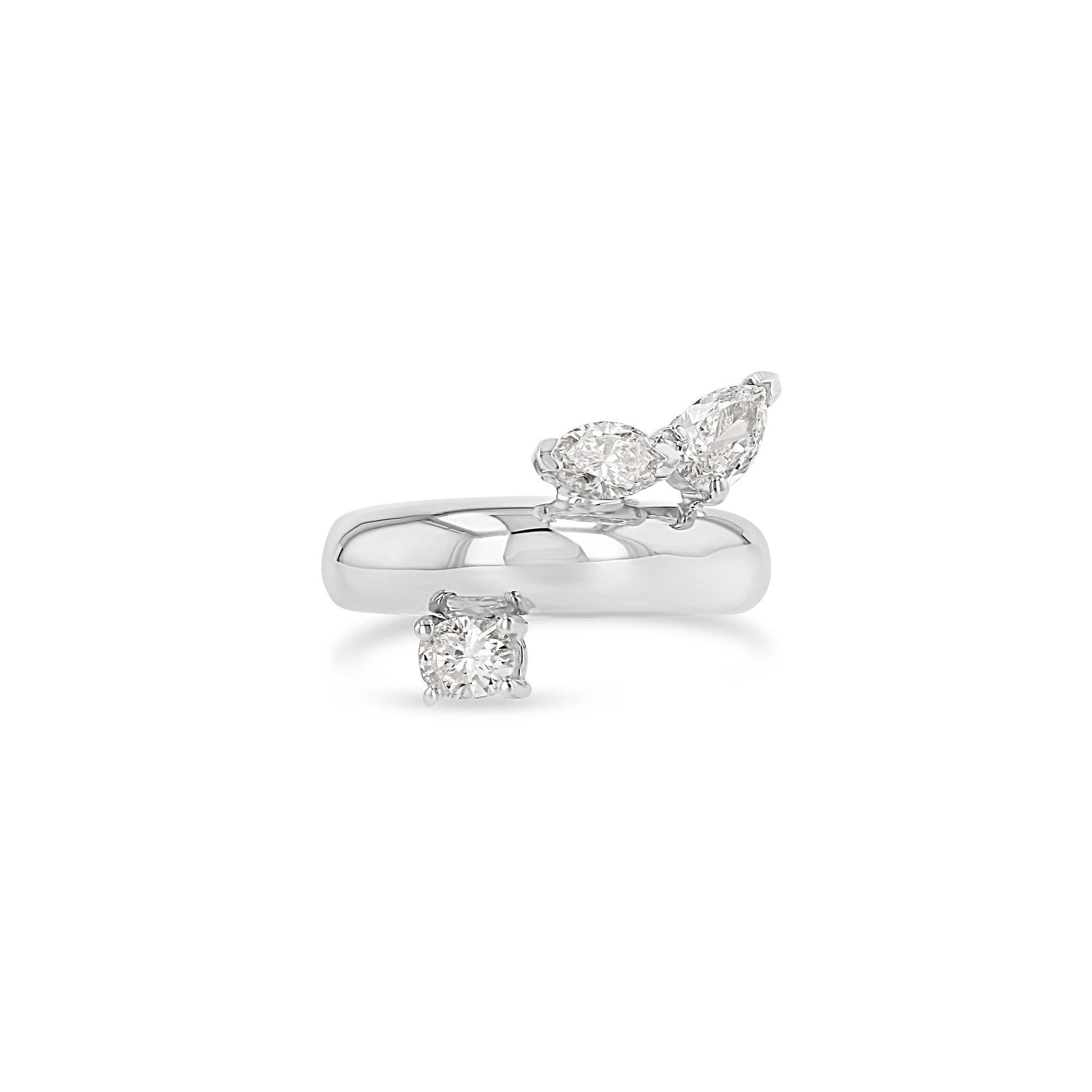 Demi Demi Plus Oval, Marquise, Pear Ring