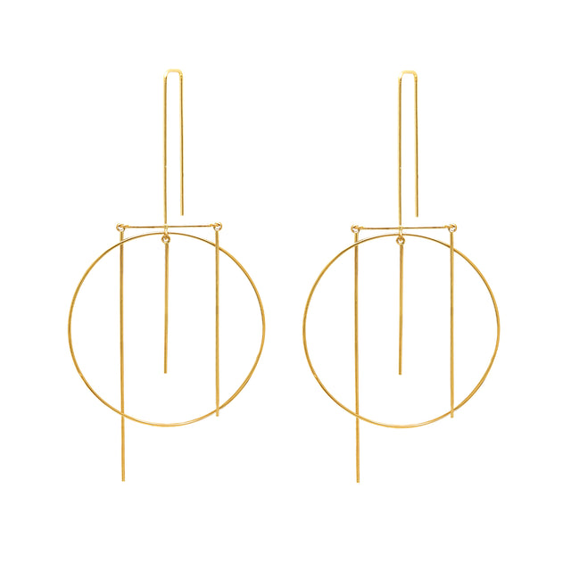 Whisper Mobile Single O Earrings