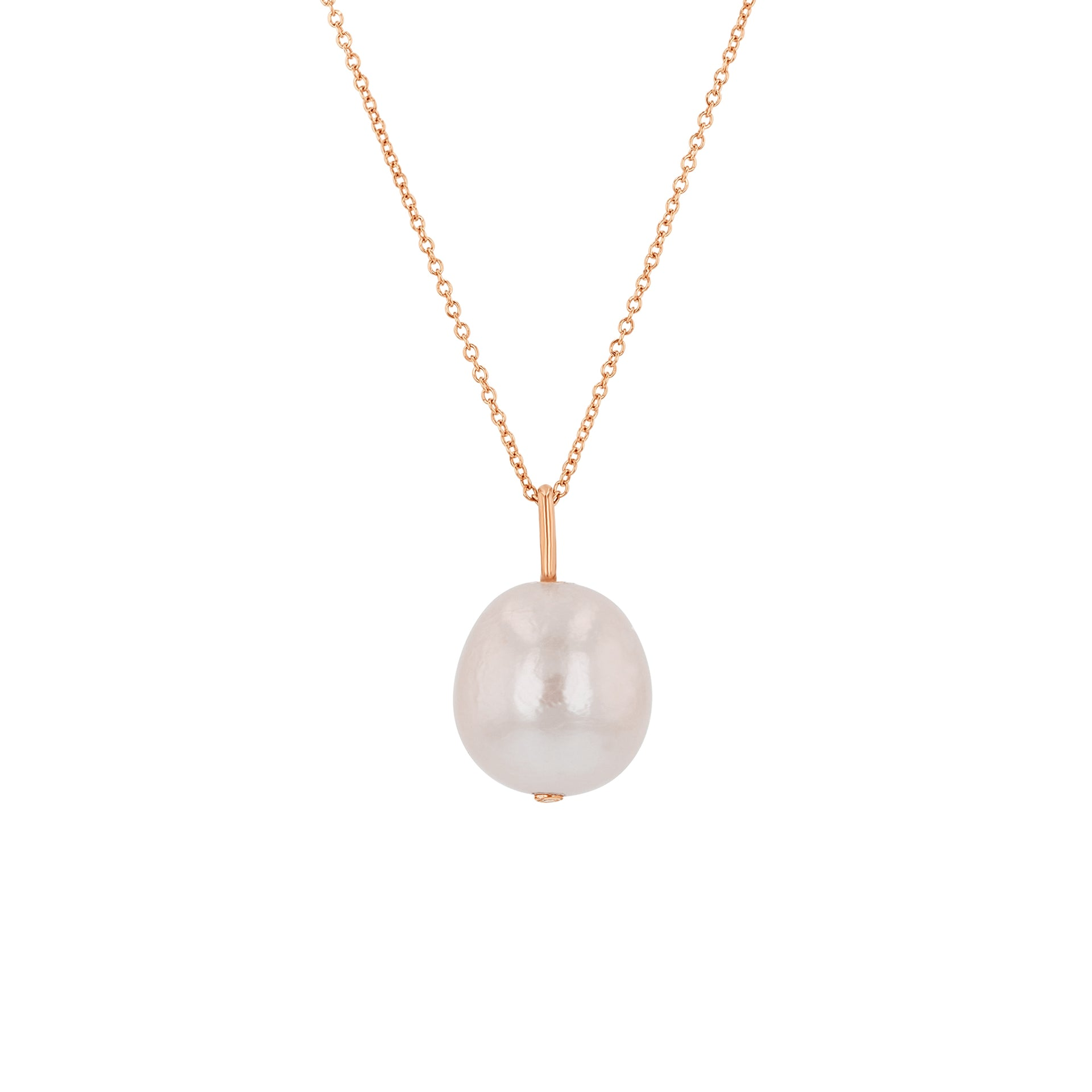 Large Baroque Pearl Pendant
