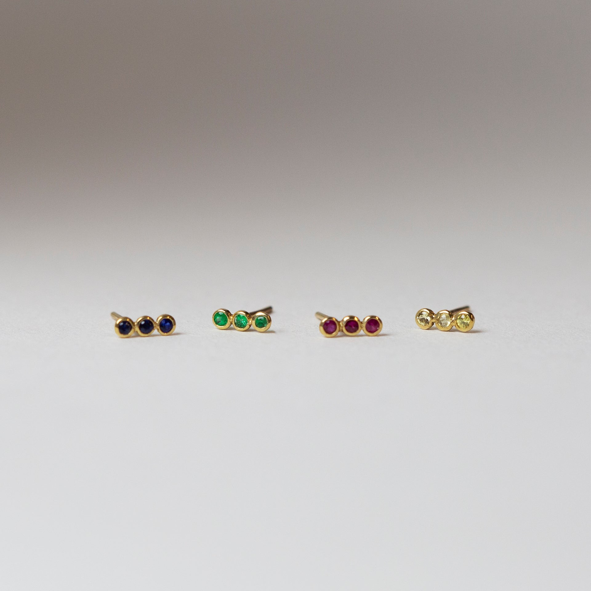 Triple Dot Earring - RTS