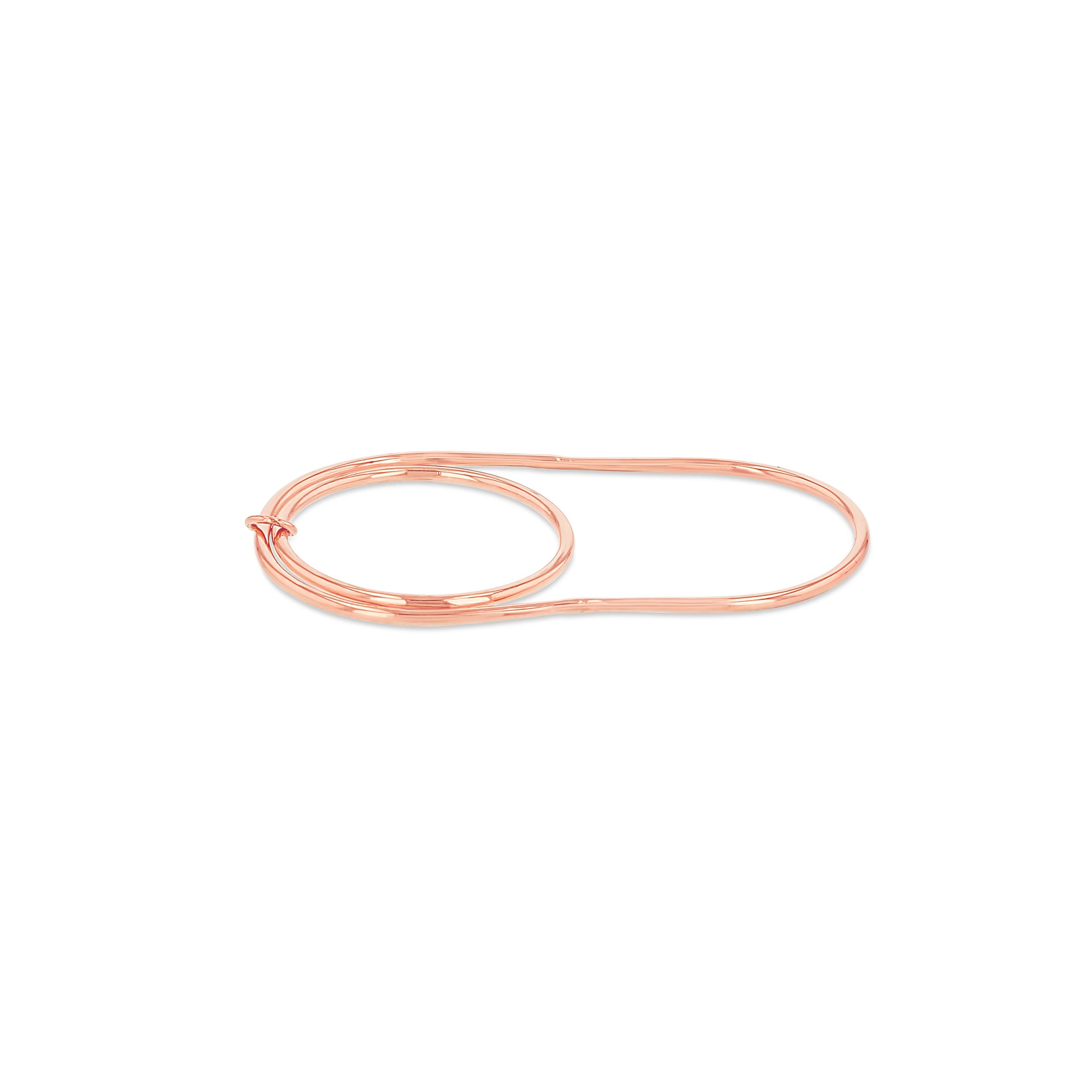 Double Loop Ring