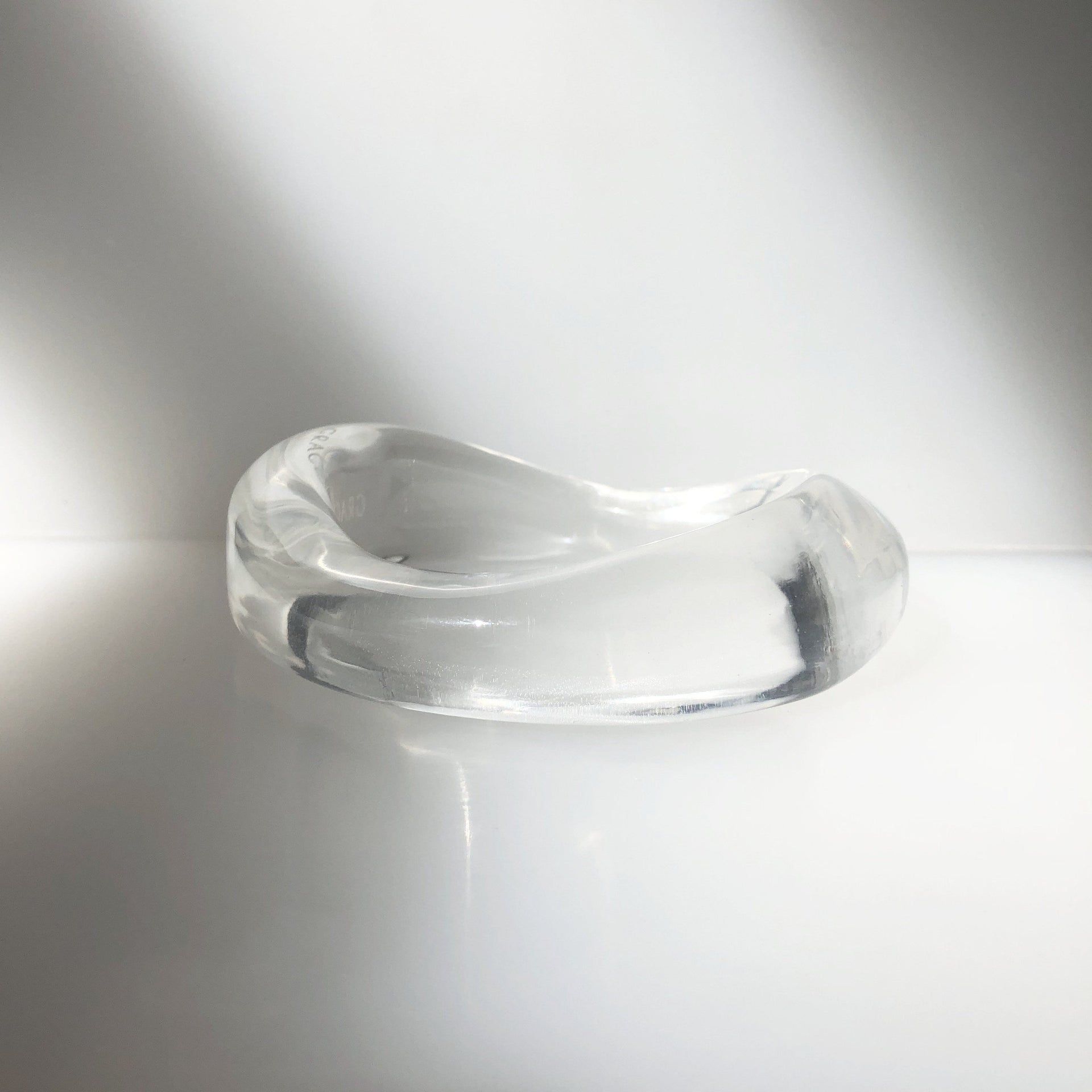 Resin Wave Bangle
