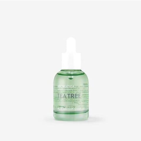 AROMATICA Tea Tree Green Oil 30ml - Serum & Essence - 1