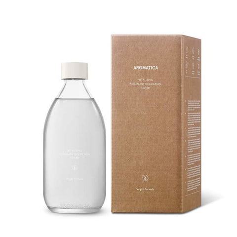 AROMATICA Vitalizing Rosemary Decoction Toner 300ml - Toners & Mists - 1