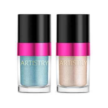ARTISTRY SIGNATURE COLOR Shimmer Powder Eye Duo (2 x 2g) - Eyeshadow - 1