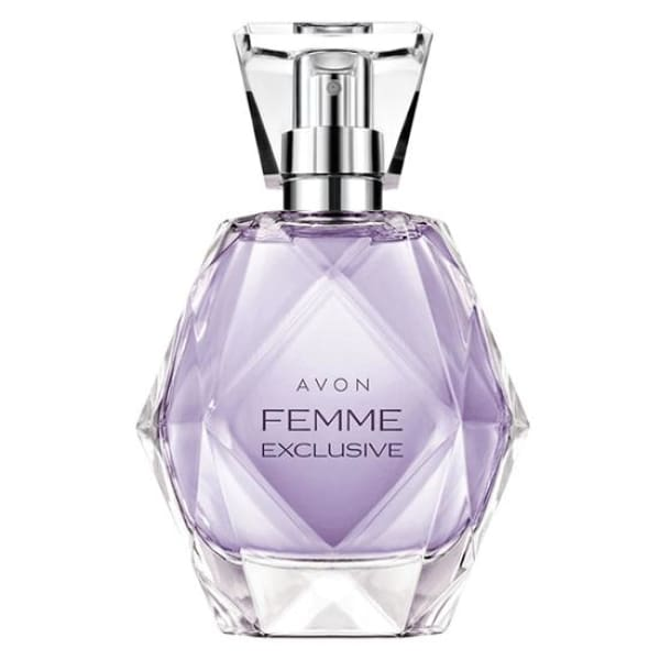 Avon Femme Exclusive Eau de Parfum Spray 50ml - Fragrance - 1
