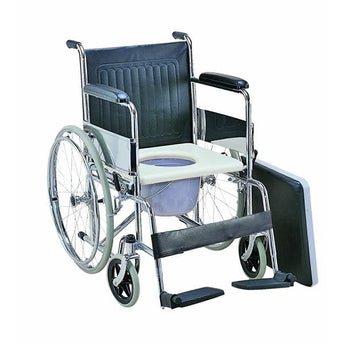 Esco Commode Wheelchair WCH5270SD - Wheelchair - 1